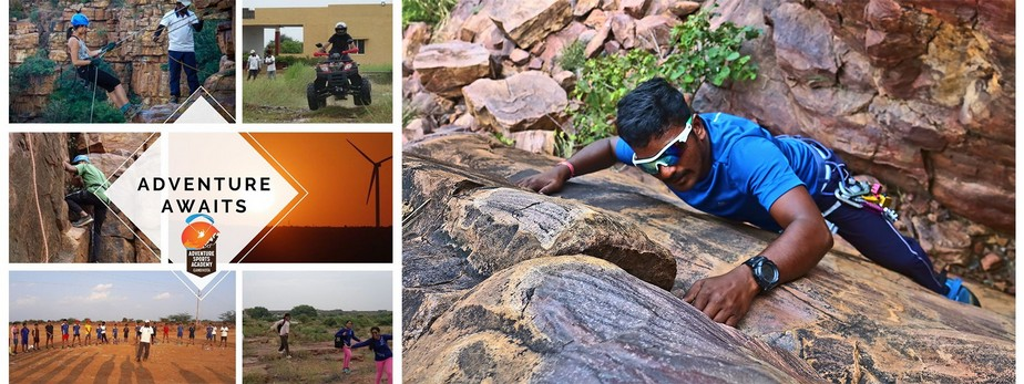 Gandikota Adventure sports Academy