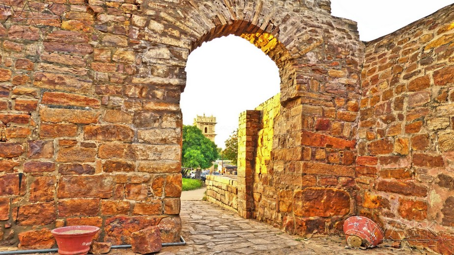 Gandikota Fort by Walk4Health
